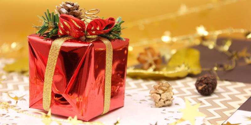 クリスマスプレゼントで稼ぐ