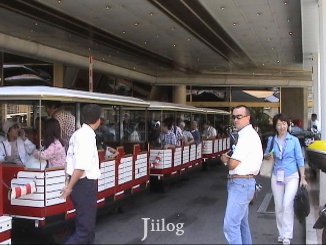 モナコ観光バス