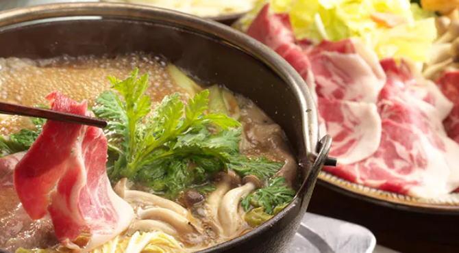 馬肉料理・しし鍋